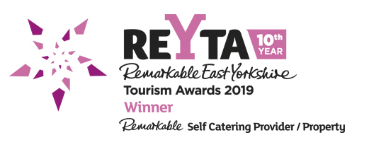 Winner of Remarkable Self Catering Provider / Property 2019