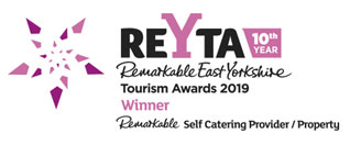 Remarkable East Yorkshire Tourism Awards 2019 Winner
