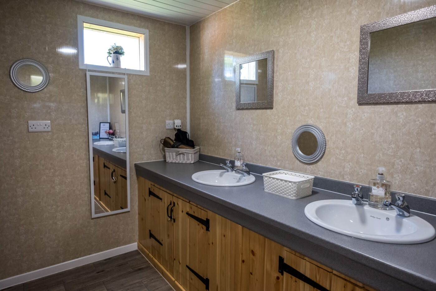 washroom facility